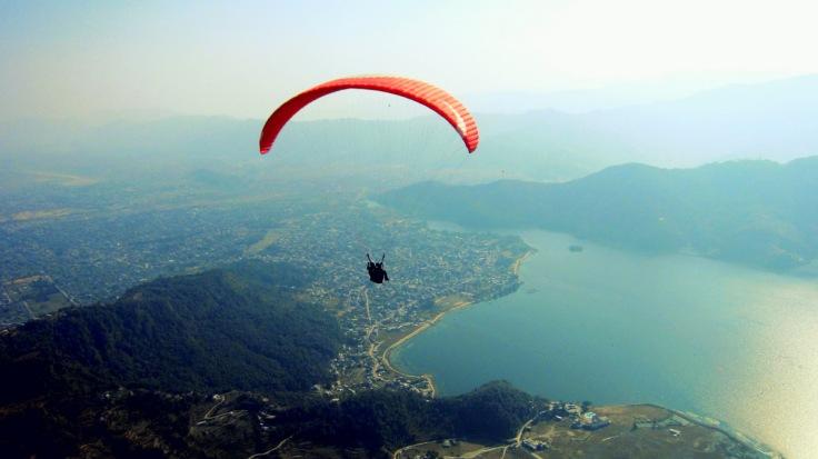 Paragliding-in-Pokhara-Nepal-3